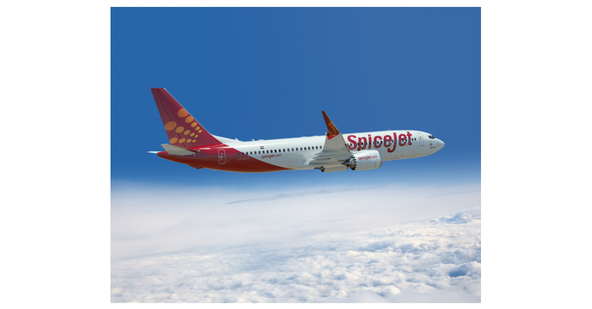 Cdb Aviation And Spicejet Sign Lease Agreement For Five 737 Max