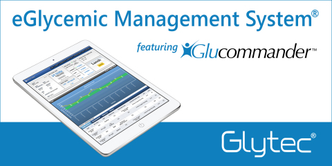 Glytec has been issued two more patent allowances from the USPTO for its diabetes software, eGlycemic Management System®, used by healthcare providers to guide the dosing of insulin. (Graphic: Business Wire)