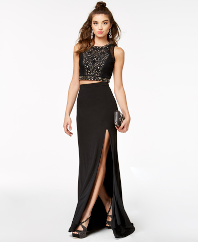 Macy's makes every girl's prom dream a reality with the chicest styles and latest trends. City Studi ...