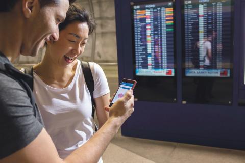 在4月初,赫尔辛基地区交通管理局(HSL)将提供全球首个单程车票开放接口之一。所有对运输服务感兴趣的运营商都可以使用该接口。照片来自Lauri Eriksson。