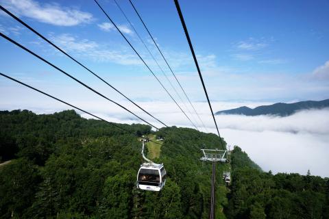 Mount Nikko-Shirane Ropeway (Photo: Business Wire)