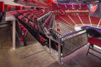 Trex Commercial Products, a division of Trex Company, provided the Track Rail at Detroit's Little Caesars Arena. (Photo: Business Wire)