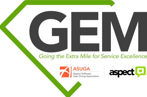 The GEM (Going the Extra Mile) Award recognizes customer service agents who have gone above and beyond for their customers and peers. (Graphic: Business Wire)