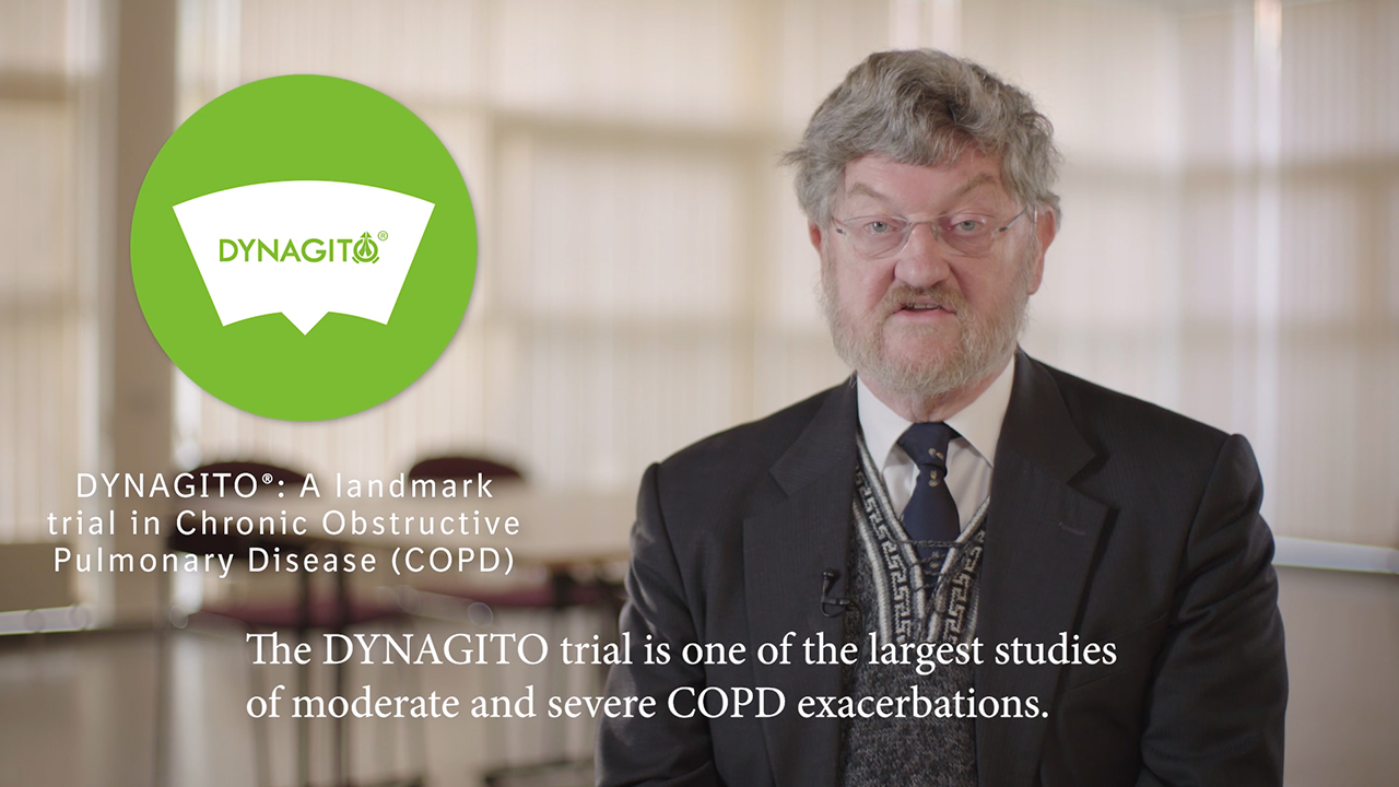 Final results from landmark DYNAGITO® trial published in The Lancet Respiratory Medicine (Video: Business Wire)