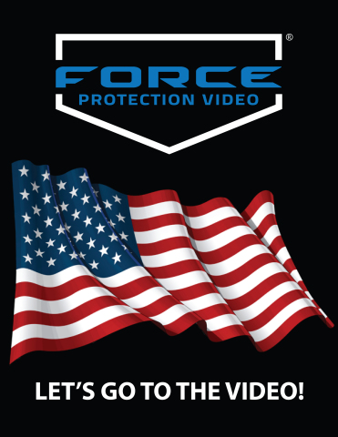 Force Protection Video Equipment Release New Product Catalog (Graphic: Business Wire)