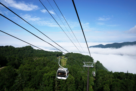Mount Nikko-Shirane Ropeway (Photo: Business Wire)