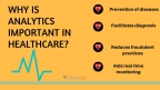 4 Compelling Reasons Why Analytics Is Important in Healthcare. (Graphic: Business Wire)