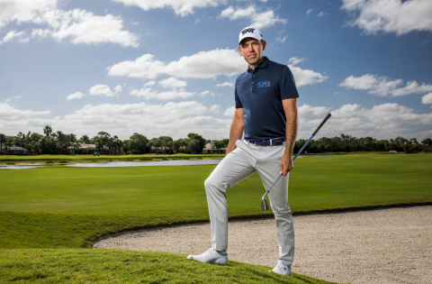 Michael Kors and Charl Schwartzel Partnership Announcement (Photo: Business Wire)