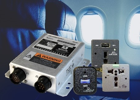 Multiple Asia-Pacific airlines will install in-seat power systems from Astronics AES on more than 50 ...