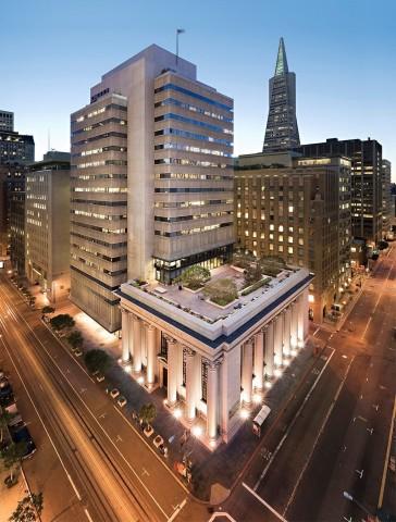 米カリフォルニア州サンフランシスコの400/430カリフォルニア・ストリート。(写真:ビジネスワイヤ)