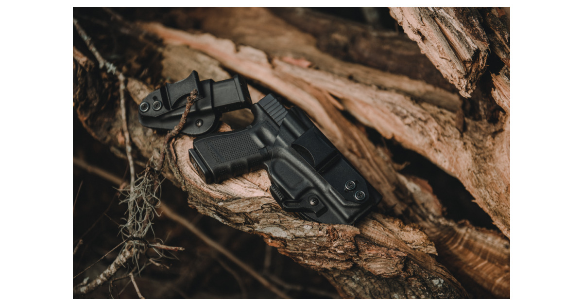 Vedder Holsters Claw Add-on Kit Enhances Already Superior