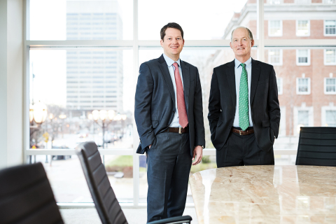 From left: John W. Kemper, David W. Kemper (Photo: Business Wire)