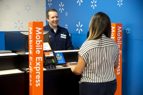 Walmart launches Walmart2World, Powered by MoneyGram, an international money transfer service with flat, low fees, highly competitive exchange rates and delivery within minutes. (Photo: Business Wire)
