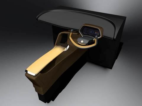 新一代驾驶席模块 (图示:美国商业资讯)