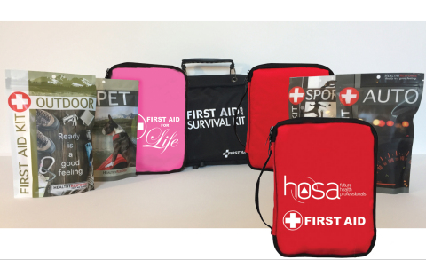 RightResponse Fundraising First-Aid Kits (Photo: Business Wire)