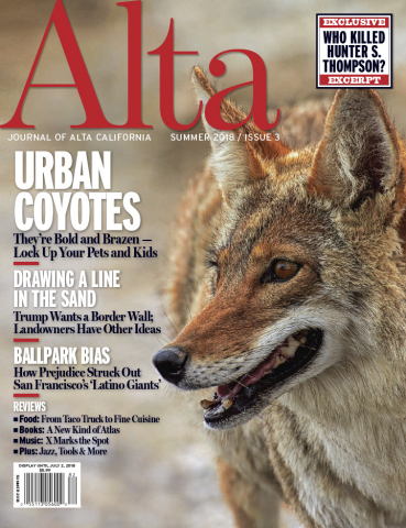 Alta Magazine Summer Issue April 3, 2018 (Graphic: Business Wire)