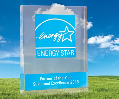 KB Home earns eighth ENERGY STAR® Partner of the Year -- Sustained Excellence Award. (Graphic: Business Wire)