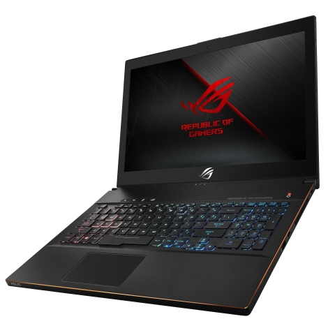 The ASUS Republic of Gamers (ROG) Zephyrus M (GM501) (Photo: Business Wire)