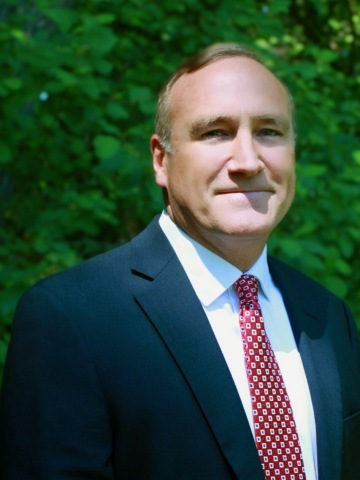 Jamie Hanson, VP Business Development, Optomec (Photo: Optomec)