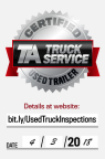 Used Trailer (Graphic: Business Wire)