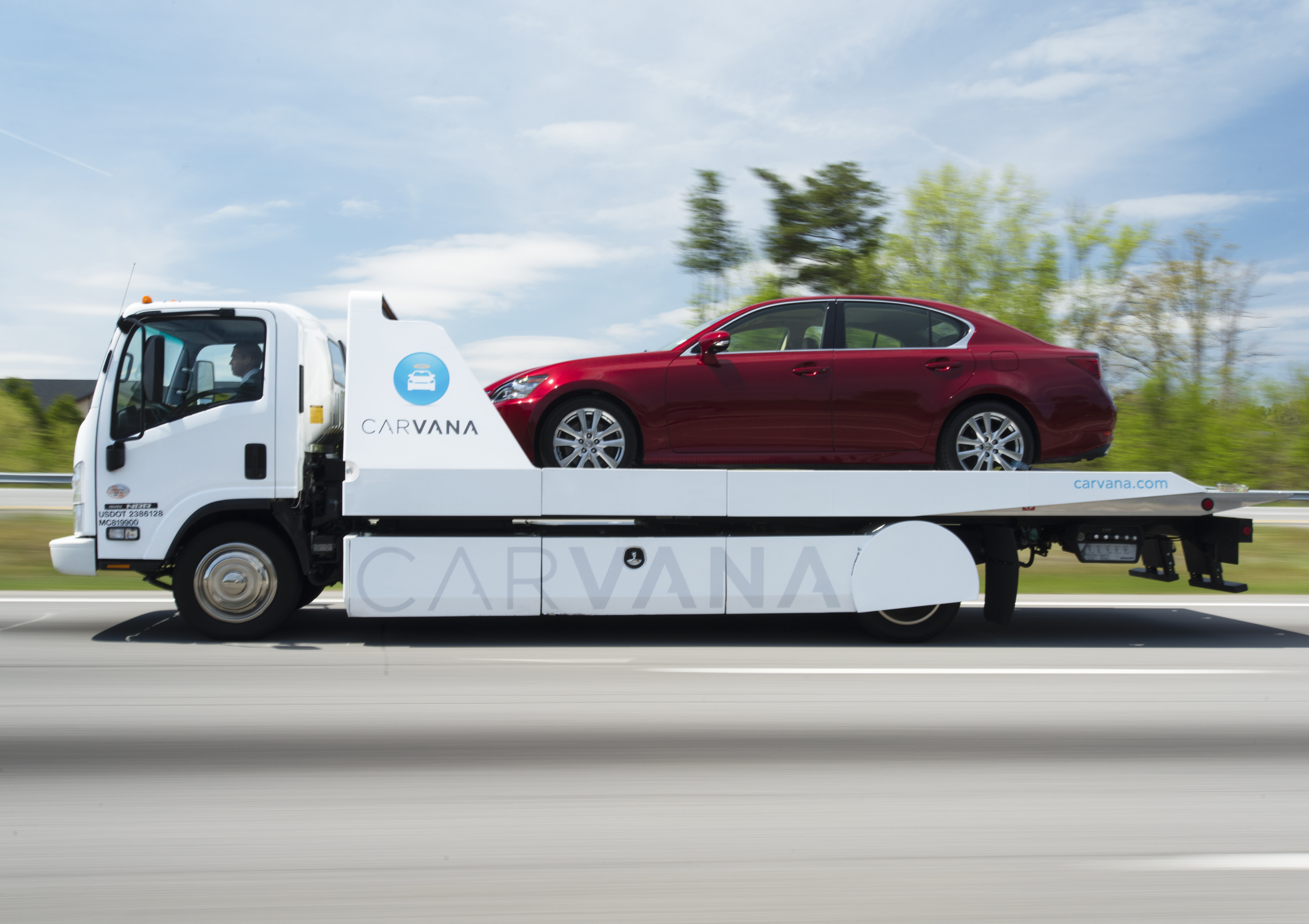 Carvana Ups Car Buying Horsepower in Lexington, Offering Free ...