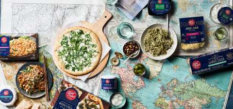 The second edition of Earth Fare's in-store magazine introduces shoppers to Hand Picked, Discovered by Earth Fare, a specially curated taste experience. (Photo: Business Wire)