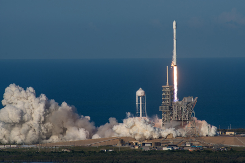 SES-10 Successful Launch (Photo: Business Wire)