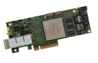 The XpressGXA10-LP1151 is a low-profile PCIe network processing FPGA board, featuring 40G Ethernet. The Target applications are as wide as Fog Computing, Finance, Acceleration, Networking and Security. (Photo: REFLEX CES)