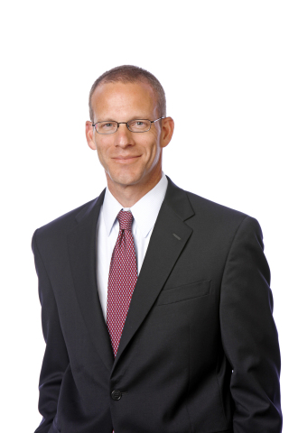 Stephen L. Bruffett will join the company as Executive Vice President and Chief Financial Officer on April 29, 2018. (Photo: Business Wire)