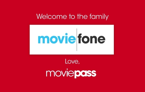 Oath and Verizon have taken an ownership stake in MoviePass through equity in HMNY in connection with the transaction.(Photo: Business Wire)