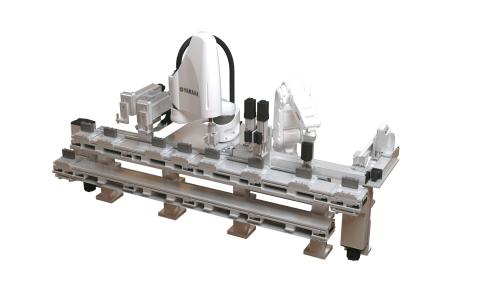 Advanced Robotics Automation Platform (Photo: Business Wire)