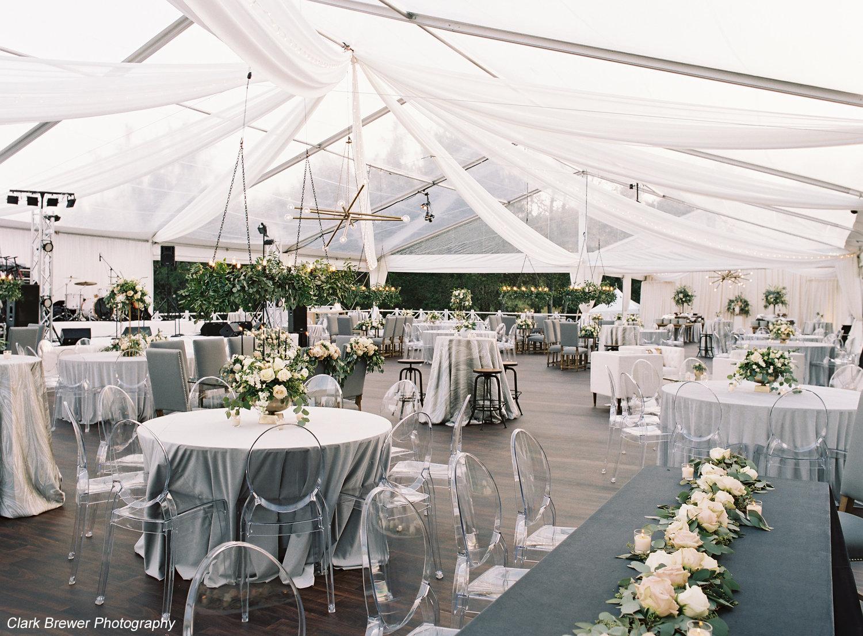 wedding Party Tent Rental