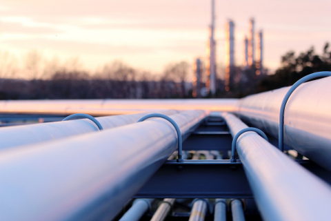 Expected to start up in 4Q 2019, Jupiter's pipeline will have direct connection into Kinder Morgan's Double Eagle and Kinder Morgan Crude and Condensate Pipeline Systems. (Photo: Business Wire)