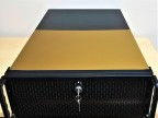 Golden Goose Cryptocurrency Mining Rig (Photo: Business Wire)