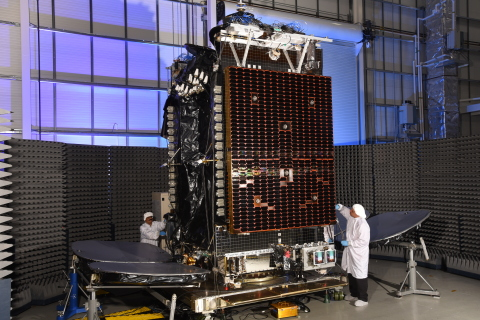 HYLAS 4 was built in Orbital ATK's satellite manufacturing facility in Dulles, Virginia. (Photo: Business Wire)