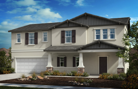 KB Home's Peppertree at Hidden Hills is now open in Menifee, California. (Photo: Business Wire)