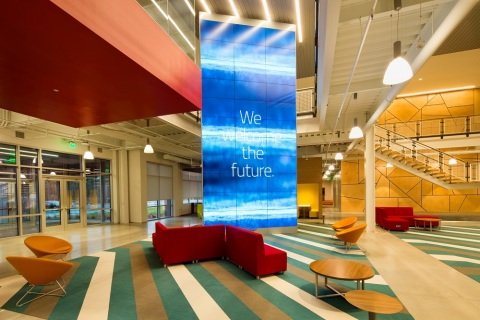 CompuCom's Digital Campus personifies the company's mission of leveraging technology and innovation ...