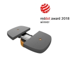 The Modern Movement® M-Pad™ Balance & Strength Trainer received a Red Dot Award for its unique design and ground-breaking technology. (Photo: Business Wire)