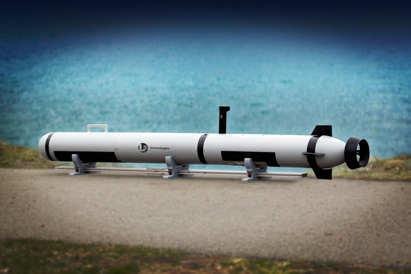L3 Unveils Advanced Iver Autonomous Undersea Vehicle | Business Wire