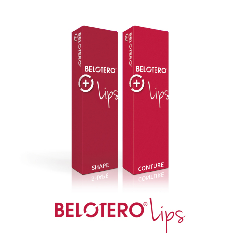 Belotero Lips Shape and Contour (Graphic: Business Wire)