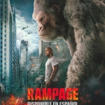 Warner Bros. Pictures to Release Rampage Starring Dwayne Johnson on the TheaterEars App for Spanish Language Moviegoers