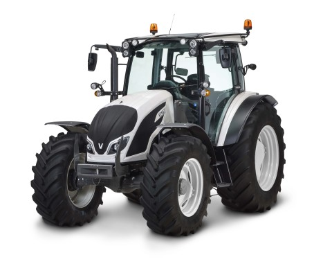 The purpose-built and durable Valtra A4 Series with a modern styling is truly a versatile tool designed to boost the efficiency of farmers, contractors and municipalities alike. (Photo: Business Wire)