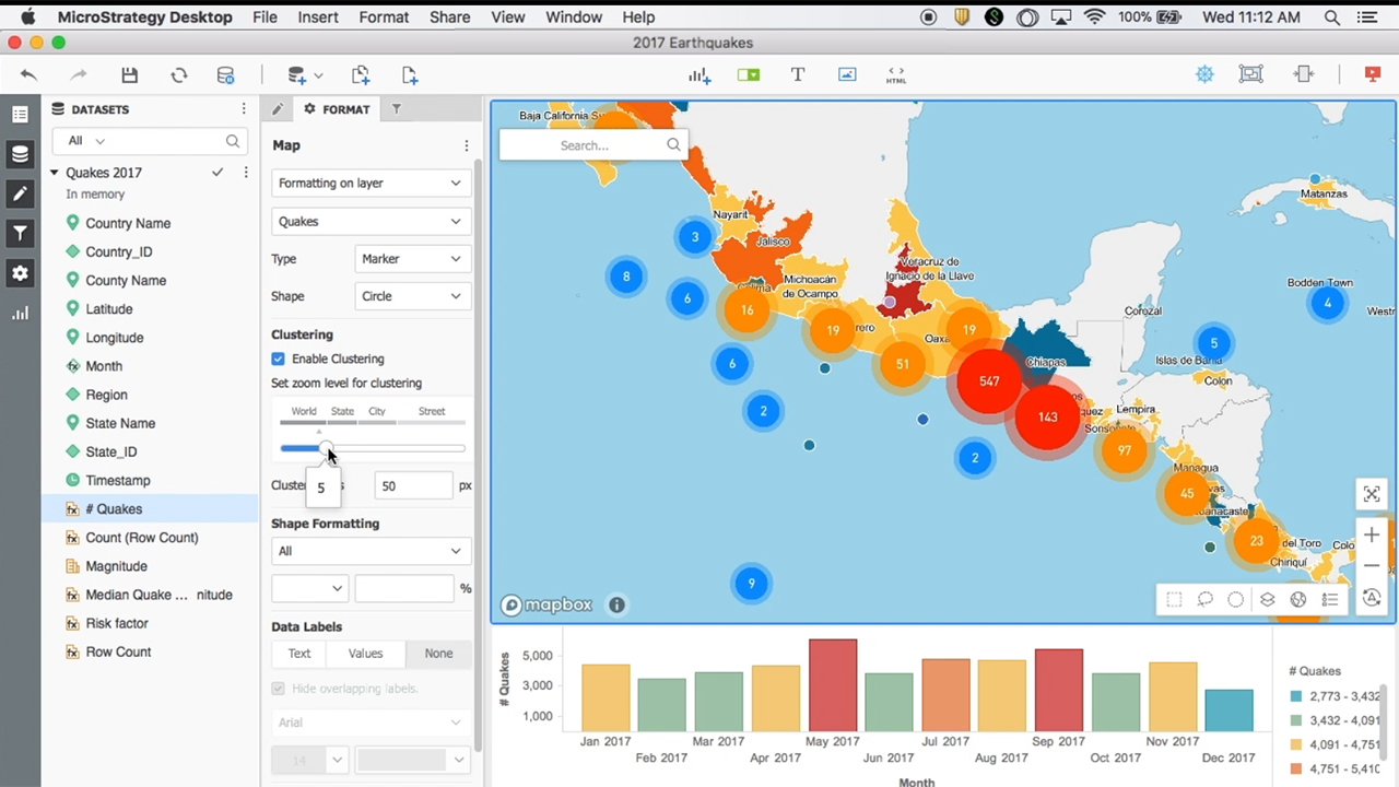 New MicroStrategy Geospatial Services Powered by Mapbox Amplifies Location Intelligence