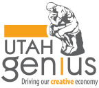 The Utah Genius Awards program recognizes the companies and individuals who secured the most patents and trademarks throughout the past year. (Graphic: Business Wire)