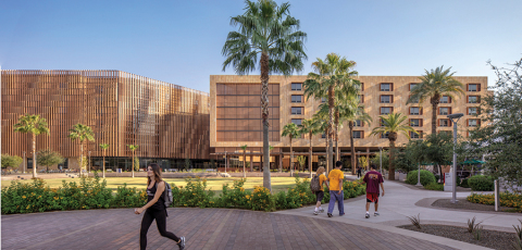 Tooker House, Arizona State University, Tempe, AZ (Photo: Business Wire)