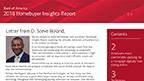 2018 Bank of America Homebuyer Insights Report