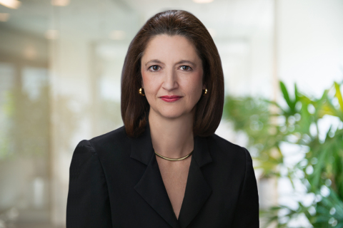 Robin Russell has been named deputy managing partner of Hunton Andrews Kurth LLP. (Photo: Business Wire)
