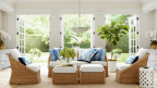 AERIN for Williams Sonoma Home New Outdoor Furniture Collection (Photo: Business Wire)