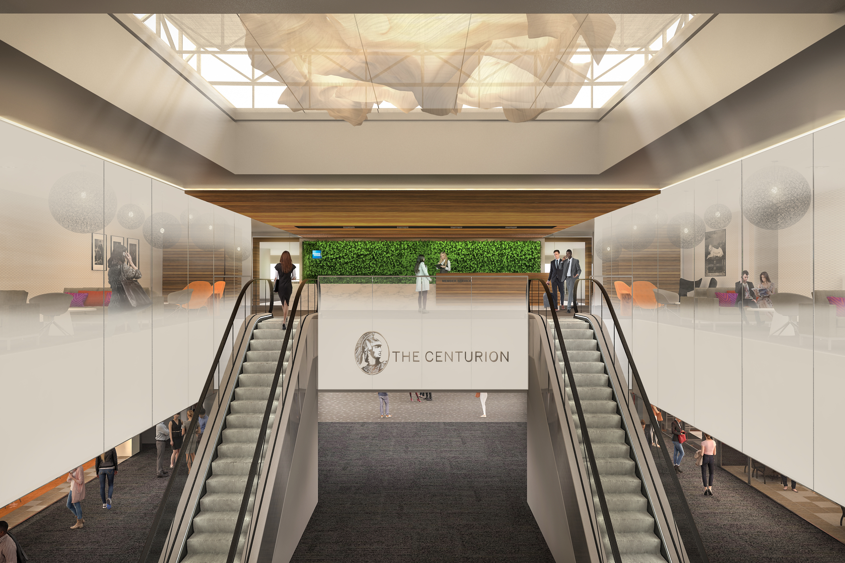 American express will open eleventh location of the centurion american express will open eleventh location of the centurion lounge at denver international airport business wire reheart Images