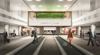 Rendering of the exterior of The Centurion Lounge at DEN (Photo: Business Wire)